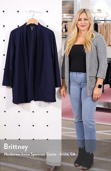 Bracelet Sleeve Knit Jacket, sales video thumbnail