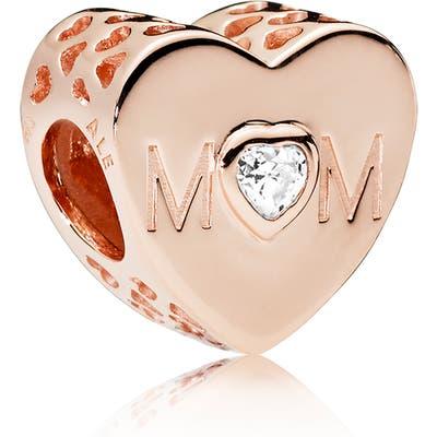 Pandora Rose Mother Heart Charm