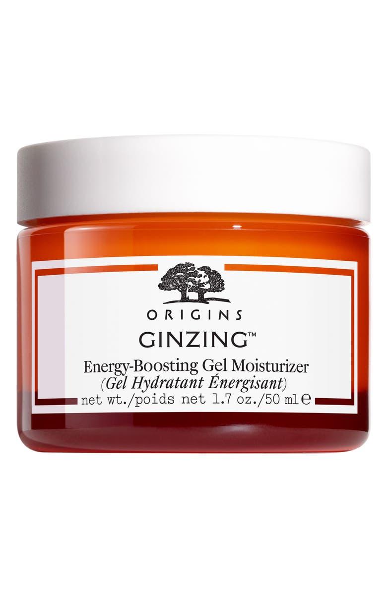 ORIGINS GinZing<sup>™</sup> Energy-Boosting Moisturizer, Main, color, 000