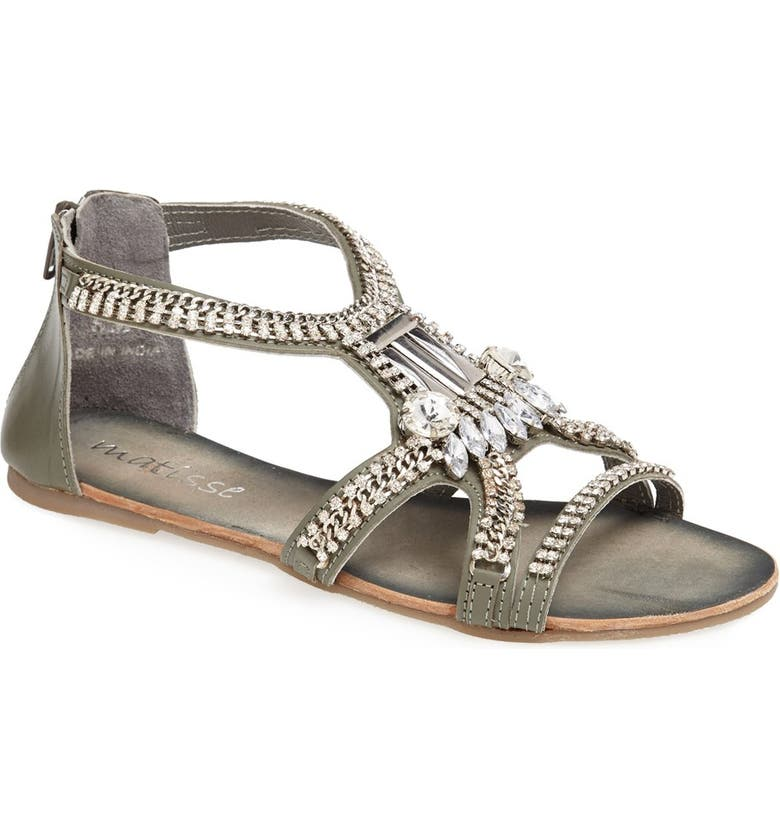 MATISSE 'Glare' Sandal, Main, color, 030