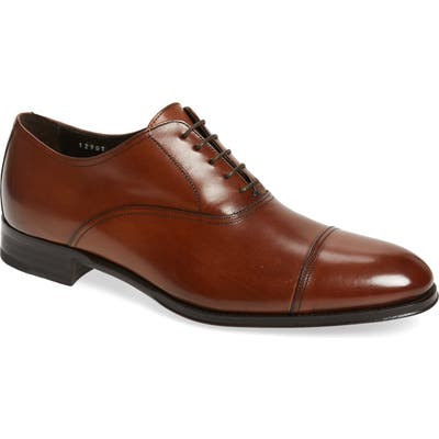 To Boot New York Brandon Cap Toe Oxford, Brown (Nordstrom Exclusive)