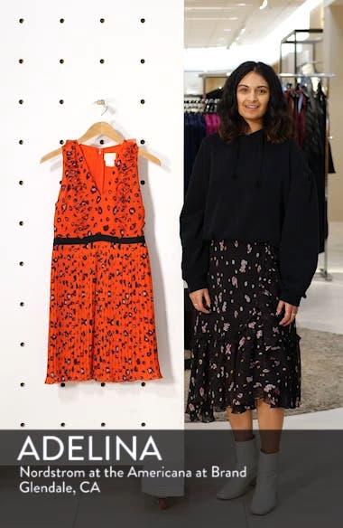 Sassa 3D Fil Coupé Party Dress, sales video thumbnail