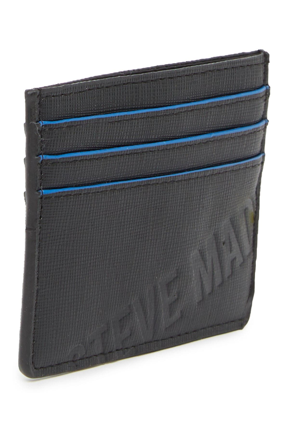 Steve Madden Leather Card Case