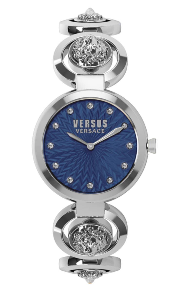 VERSUS VERSACE Peking Road Bracelet Watch, 34mm, Main, color, 040