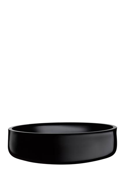 Image of Nude Glass Midnight Bowl - Small - Black