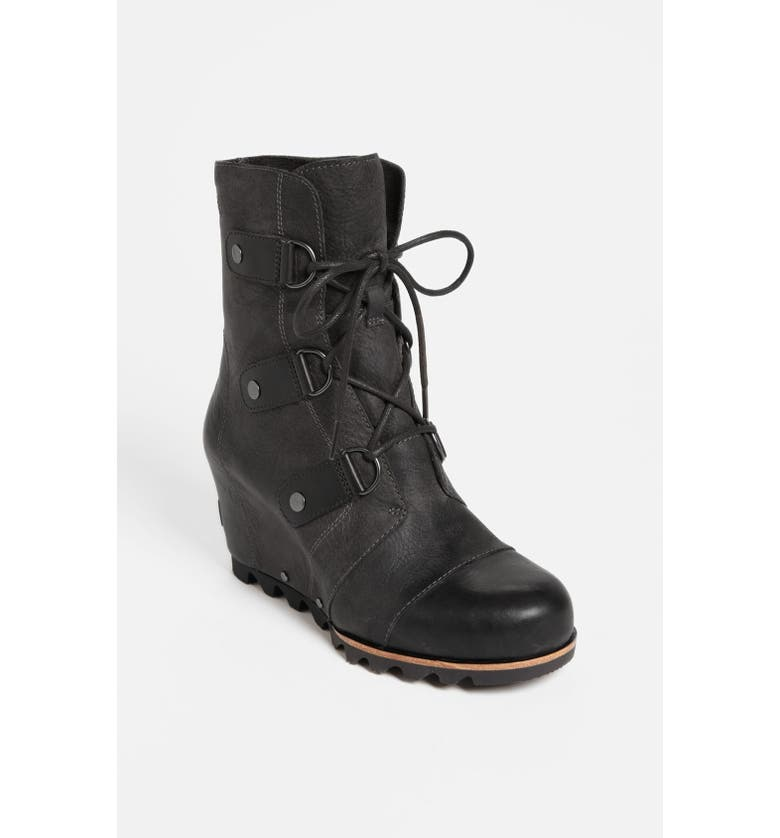 SOREL 'Joan of Arctic' Wedge Boot, Main, color, 010