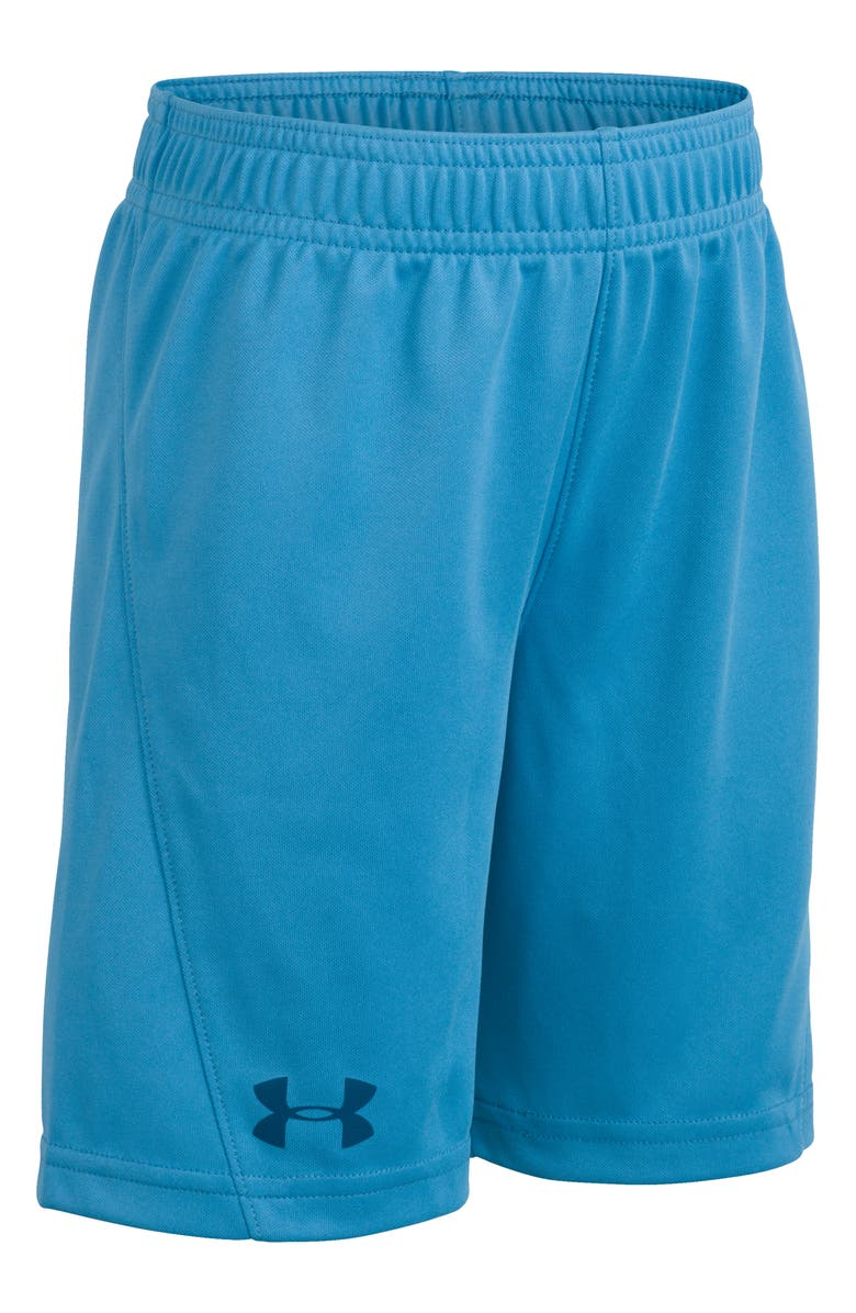 UNDER ARMOUR Prototype Shorts, Main, color, 421