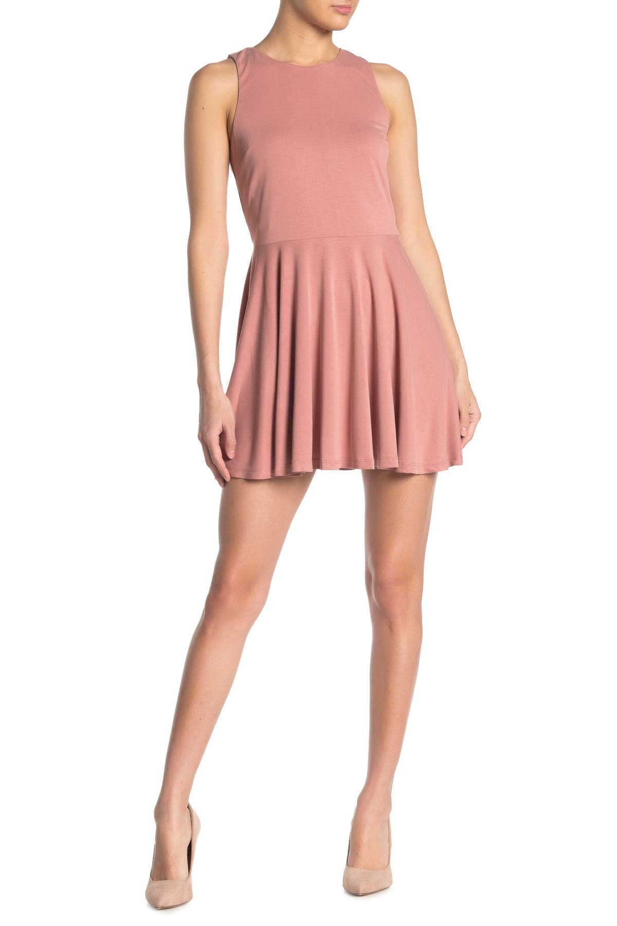 Image of Lovers + Friends Sweet Thing Fit & Flare Dress