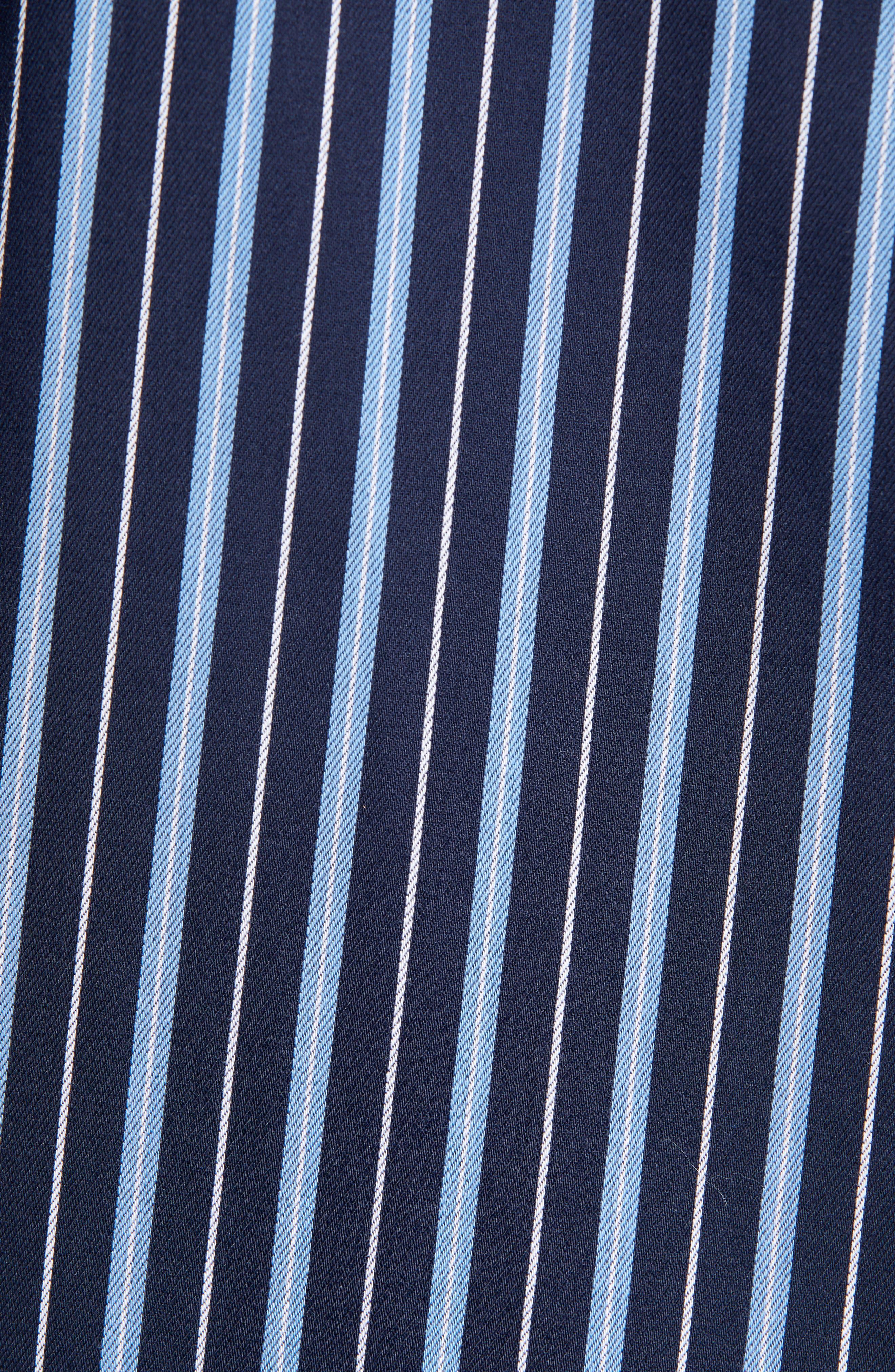 ,                             Fresca Shorty Pajamas,                             Alternate thumbnail 5, color,                             NAVY