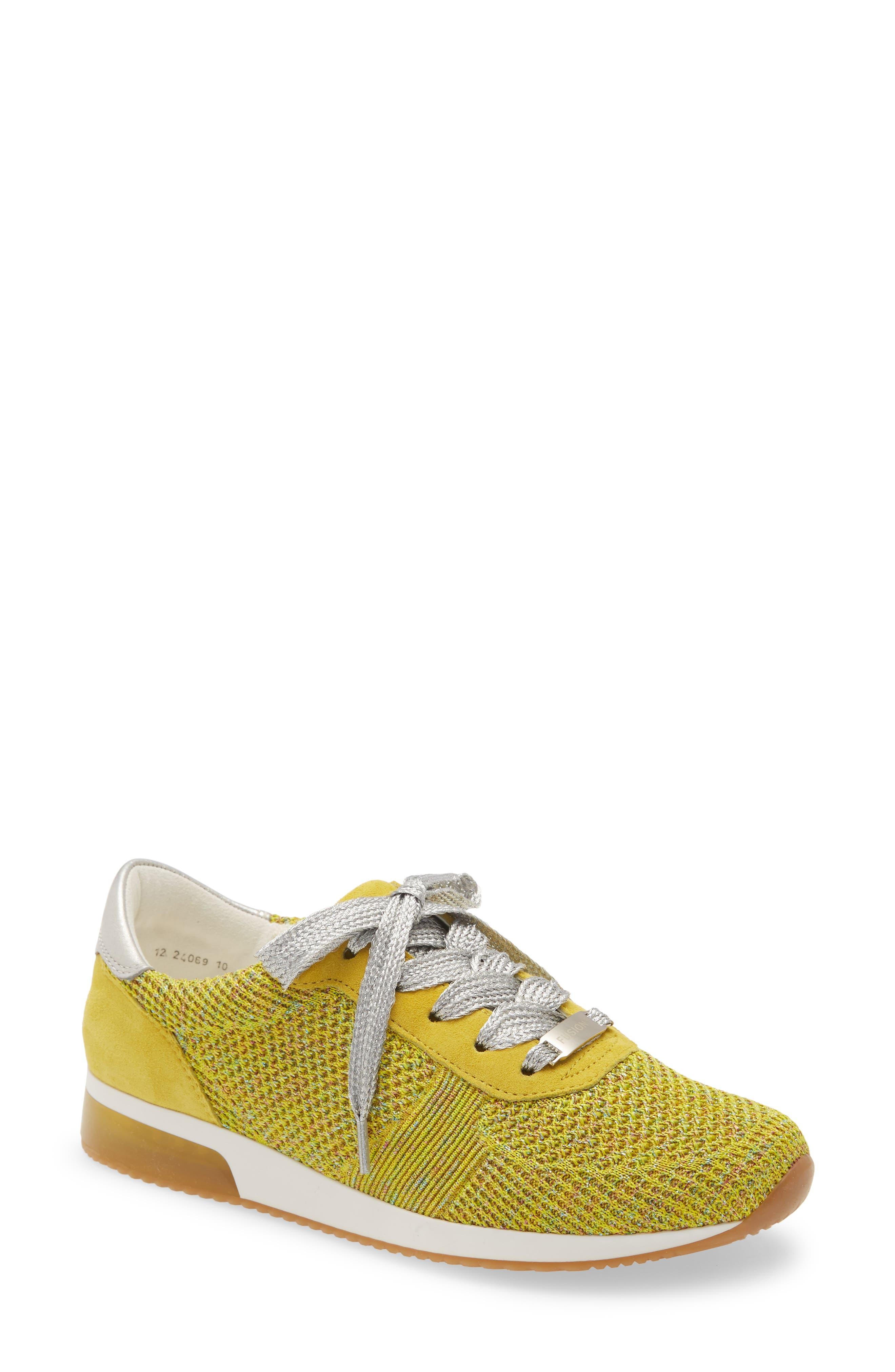 Leigh Shimmer Sneaker