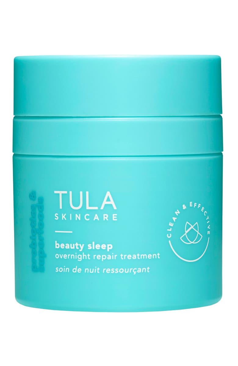 TULA PROBIOTIC SKINCARE Beauty Sleep Overnight Skin Repair Treatment, Main, color, NO COLOR