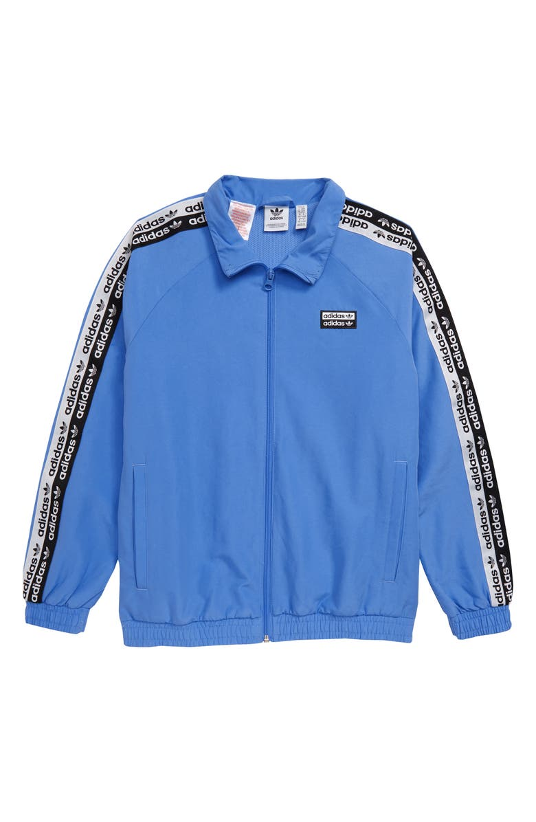ADIDAS ORIGINALS Vocal Track Jacket, Main, color, REAL BLUE