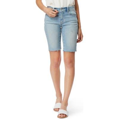 Habitual Kaylee Denim Bermuda Shorts, Blue