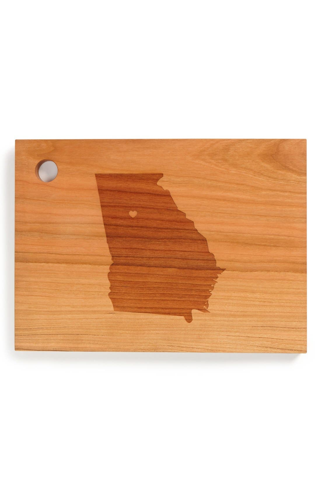,                             'State Silhouette' Cutting Board,                             Main thumbnail 10, color,                             209