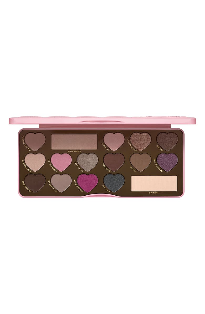 TOO FACED Chocolate Bon Bons Eyeshadow Palette, Main, color, NO COLOR