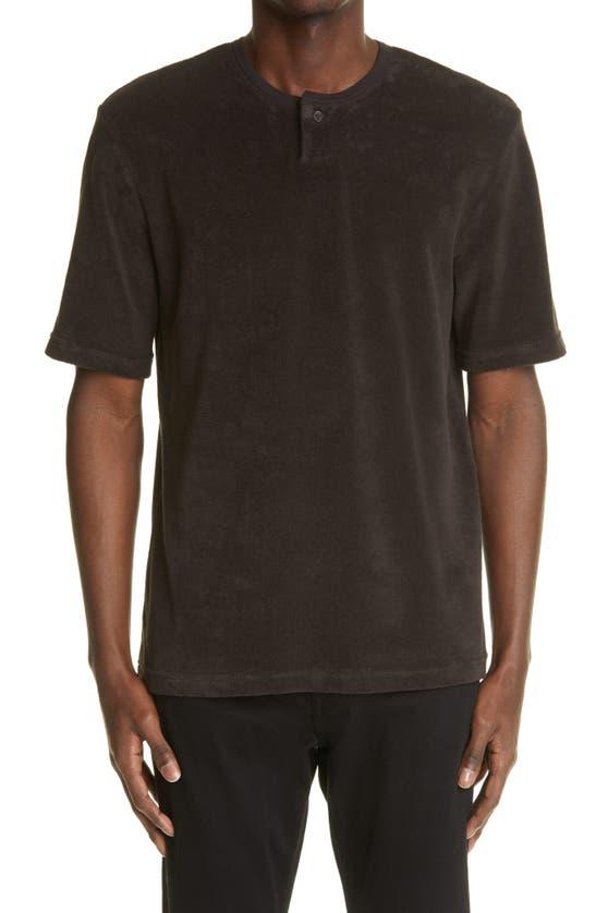 Bottega Veneta T-shirts TERRY T-SHIRT