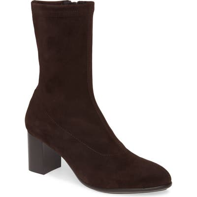 Aquatalia Darianna Weatherproof Bootie- Brown