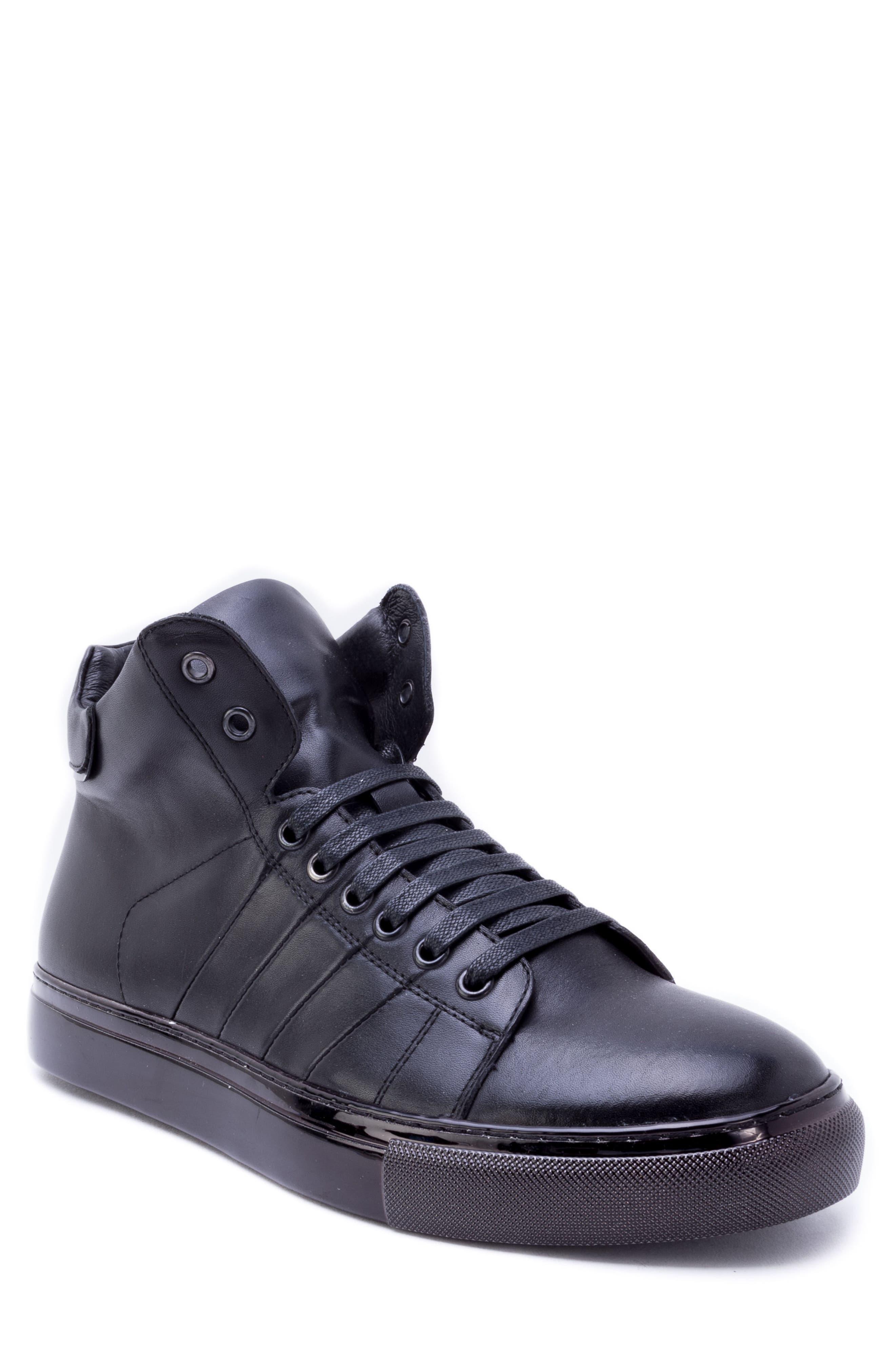 Badgley Mischka Crosby Sneaker, Black