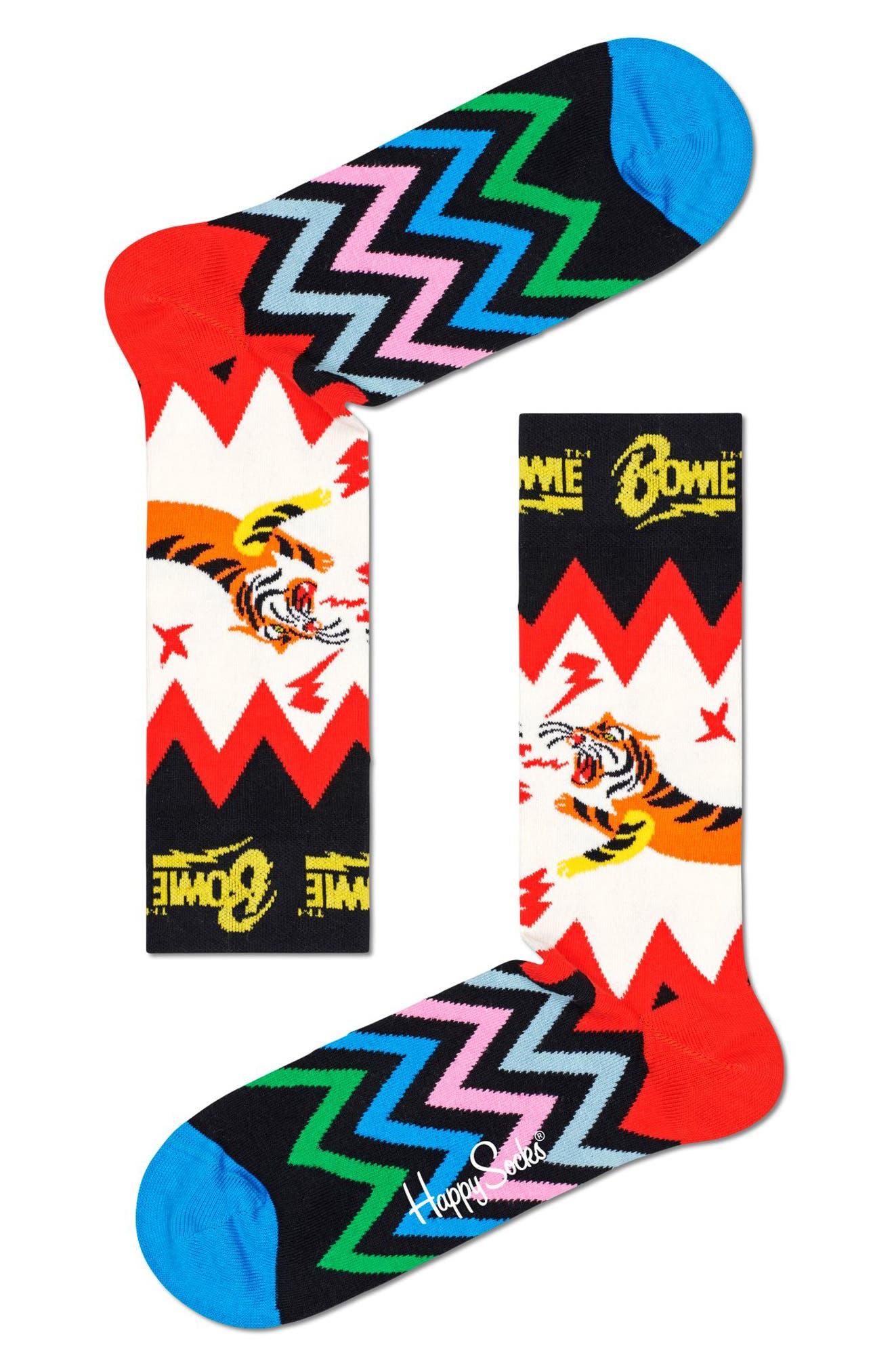 Electric Tiger Socks