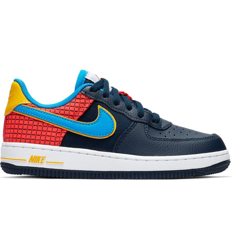 NIKE Air Force 1 Now Sneaker, Main, color, 400