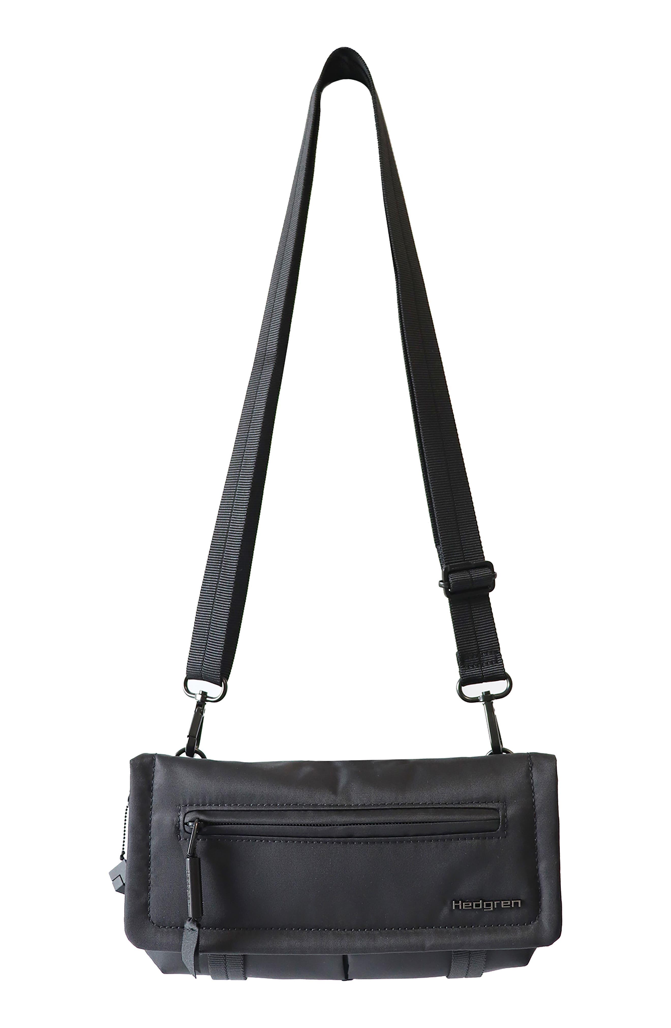 Sustain Sadie Water Repellent Crossbody Bag