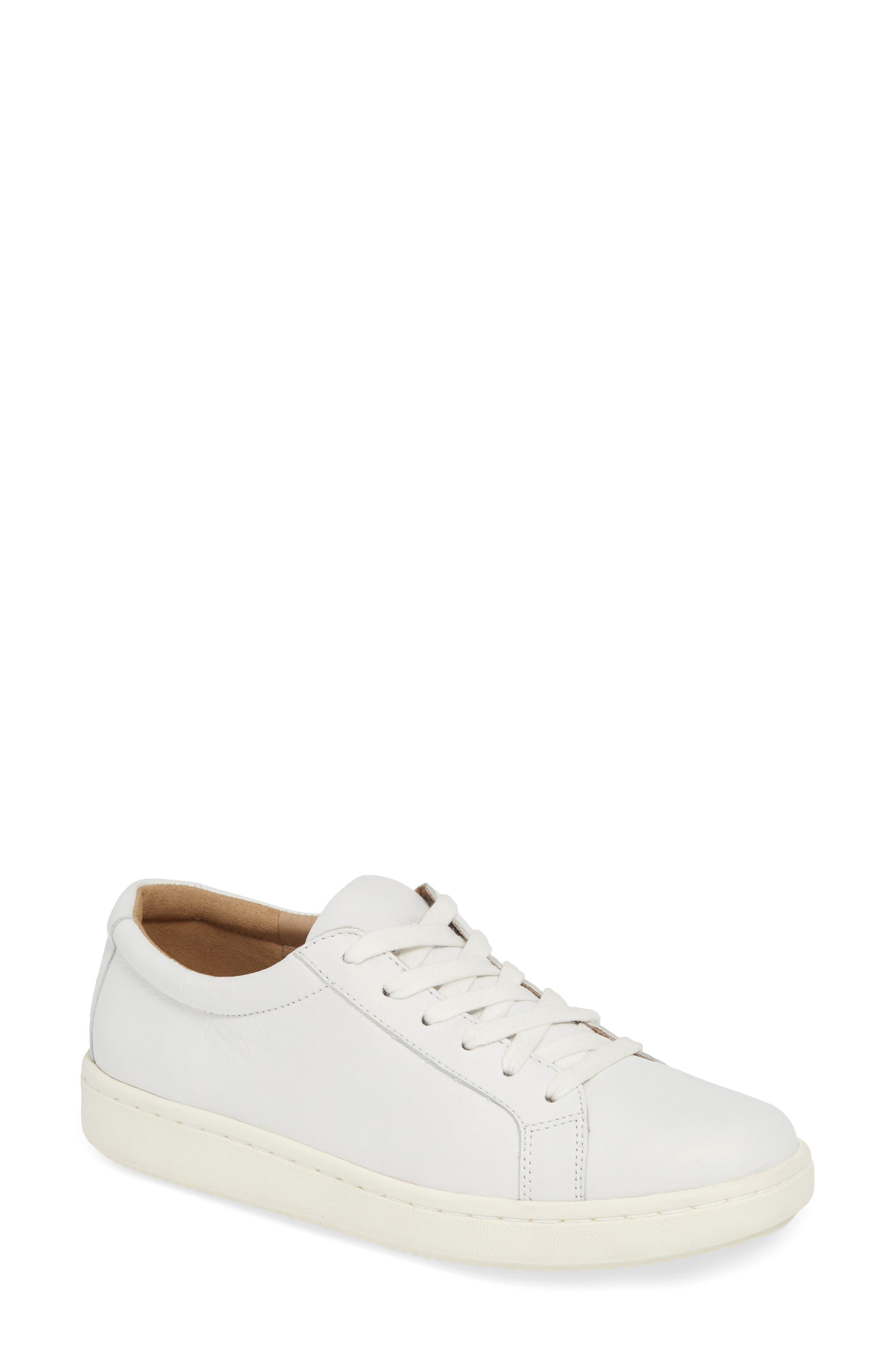Eileen Fisher Cal Sneaker- White