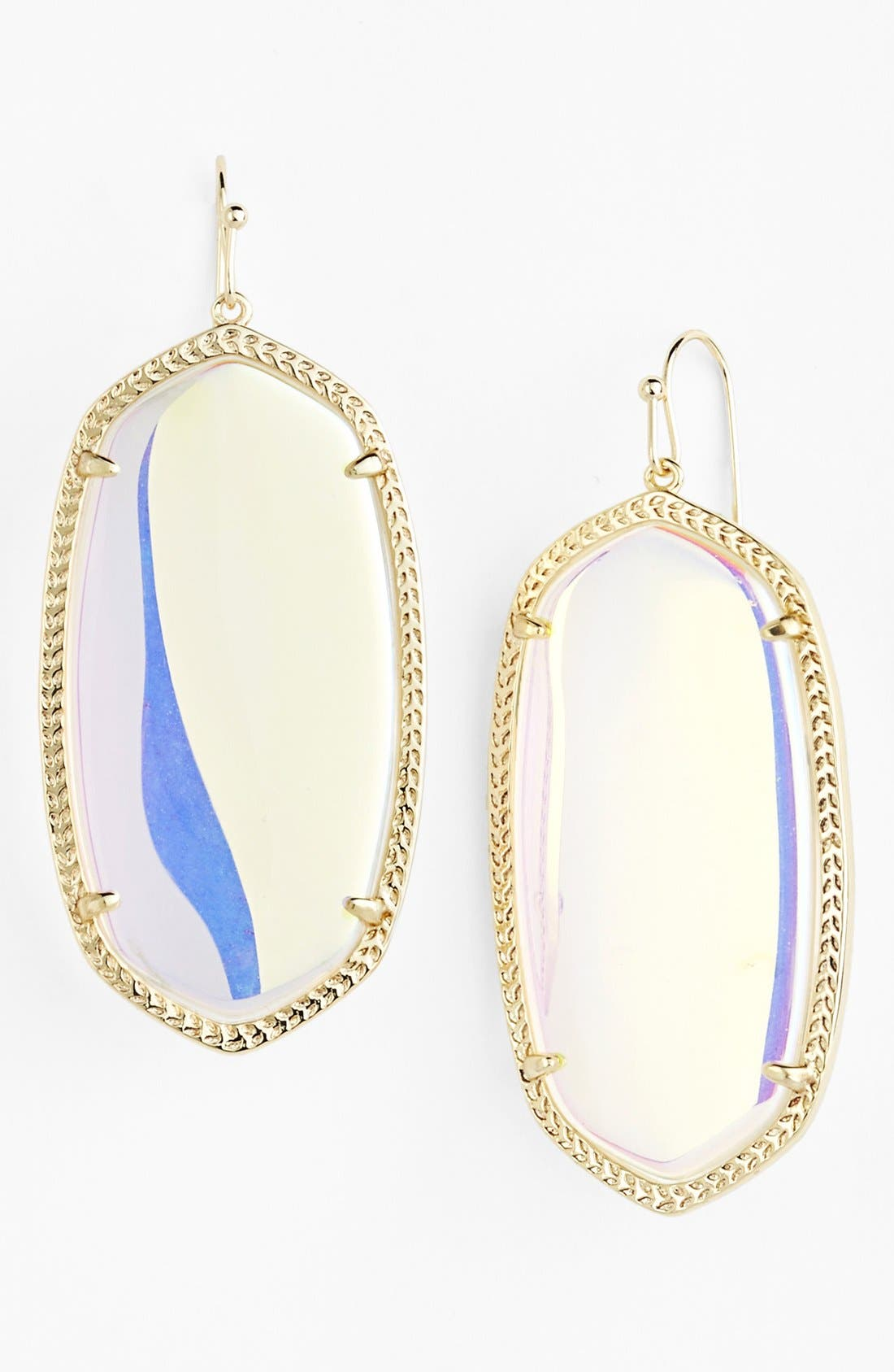 ,                             'Danielle' Oval Statement Earrings,                             Main thumbnail 74, color,                             905