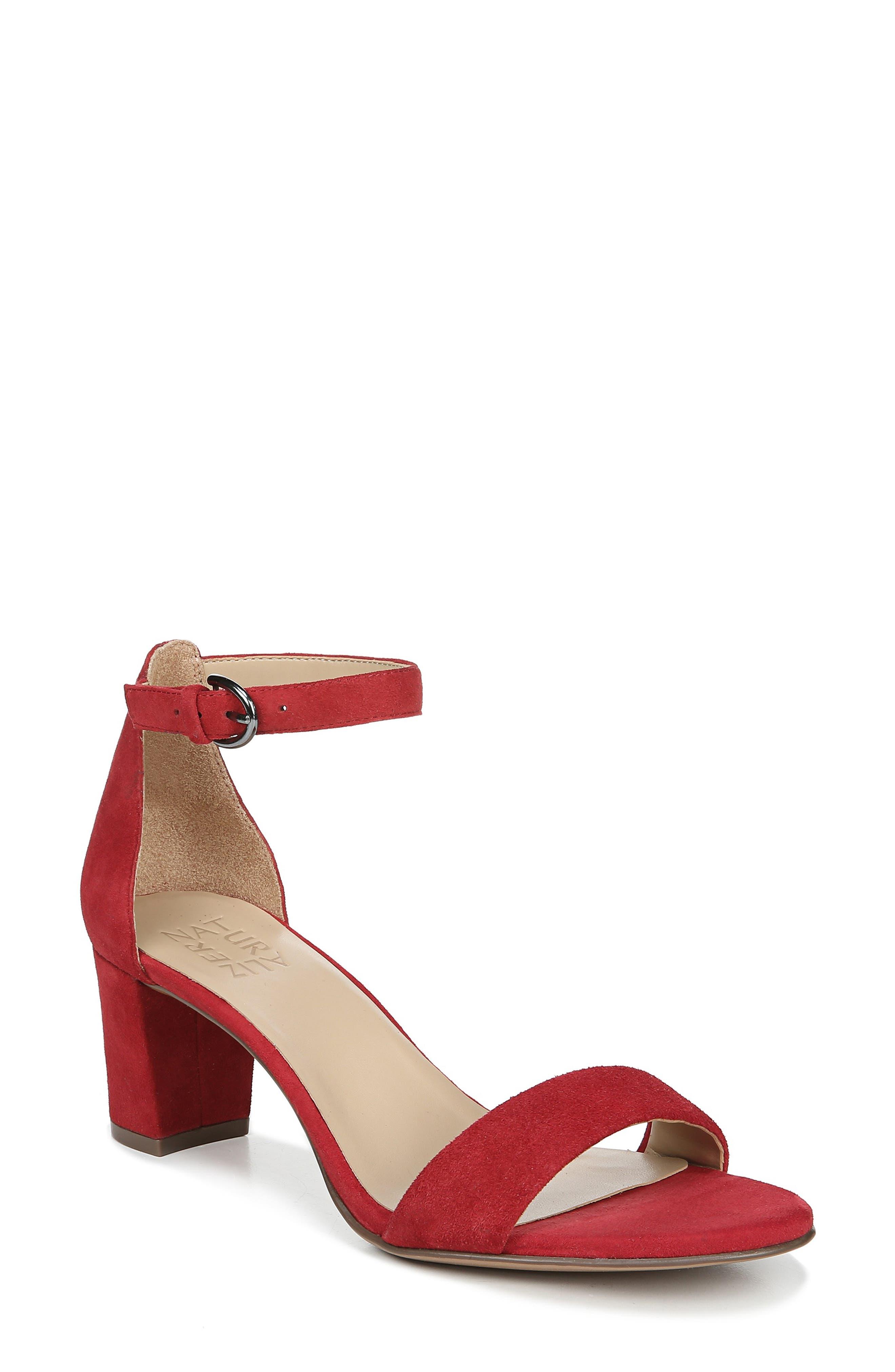 Naturalizer Vera Ankle Strap Sandal (Women)