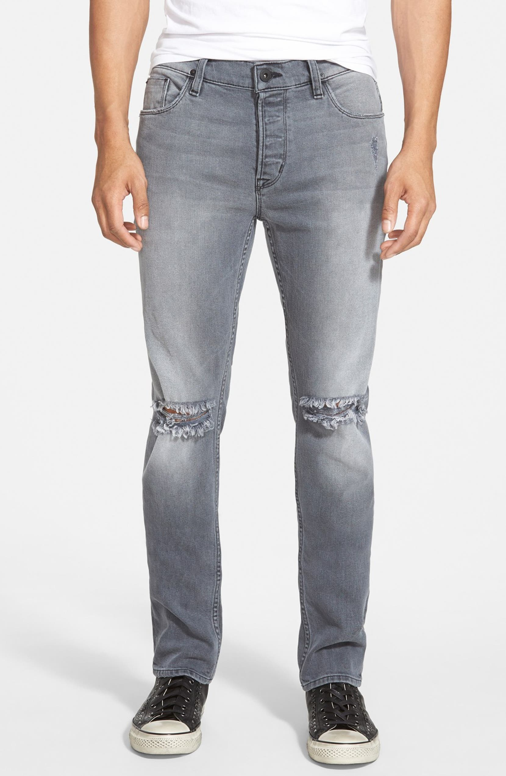 0a1fbe3f6d7 Hudson Jeans 'Sartor' Slouchy Skinny Fit Jeans (Arras) | Nordstrom