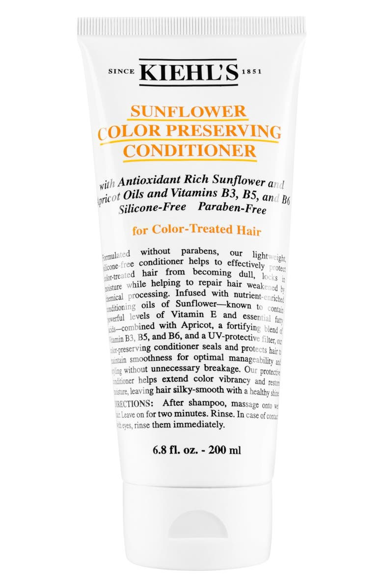KIEHL'S SINCE 1851 Sunflower Color Preserving Conditioner, Main, color, NO COLOR