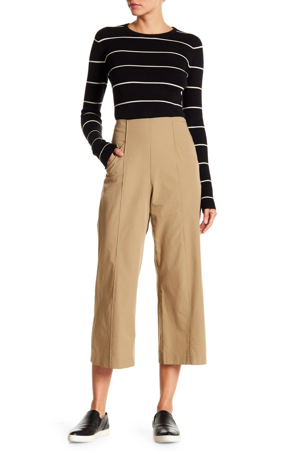 Image of A.L.C. Marley Cropped Pants
