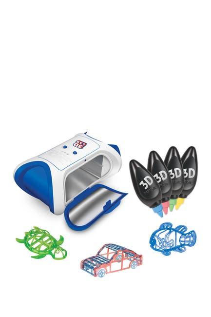 Image of World Tech Toys 3D Lab 3D Maker UV Light Box