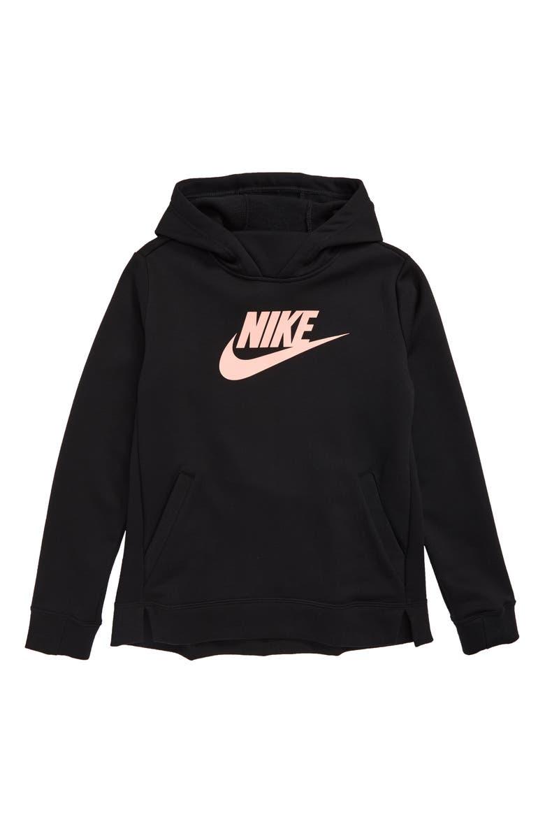 Nike Sportswear PE Fleece Hoodie Big Girls