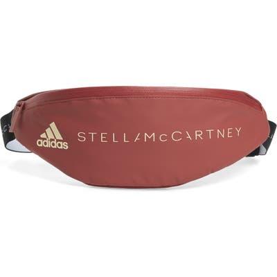 Adidas By Stella Mccartney Badge Of Sports Belt Bag - Red