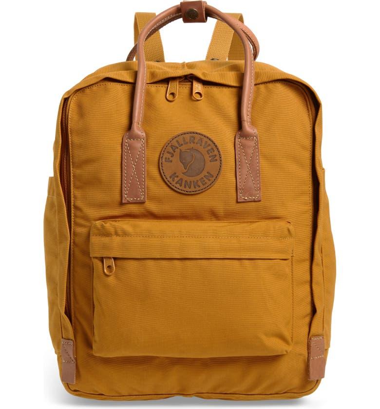 FJÄLLRÄVEN Kånken No. 2 Backpack, Main, color, ACORN