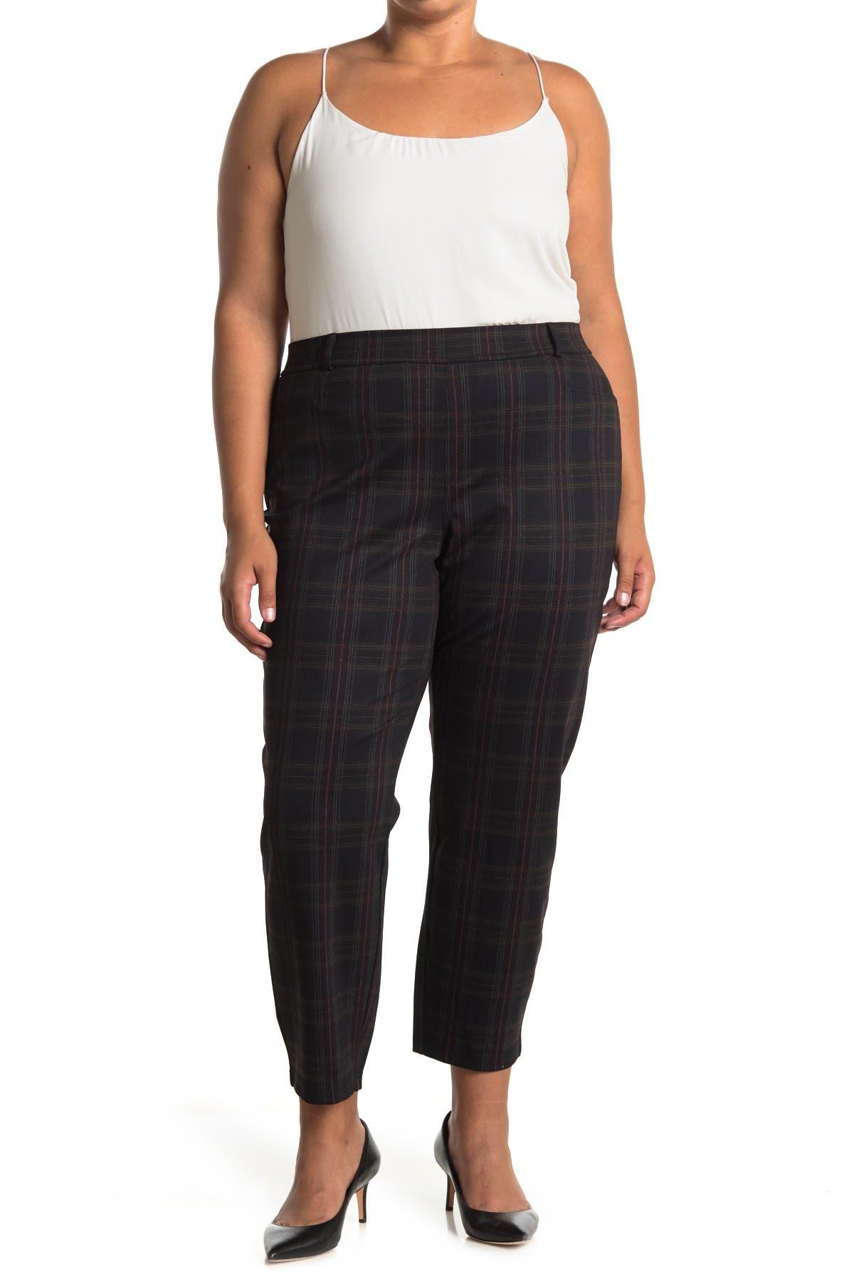 Image of Sanctuary Slim Crop Ponte Pants