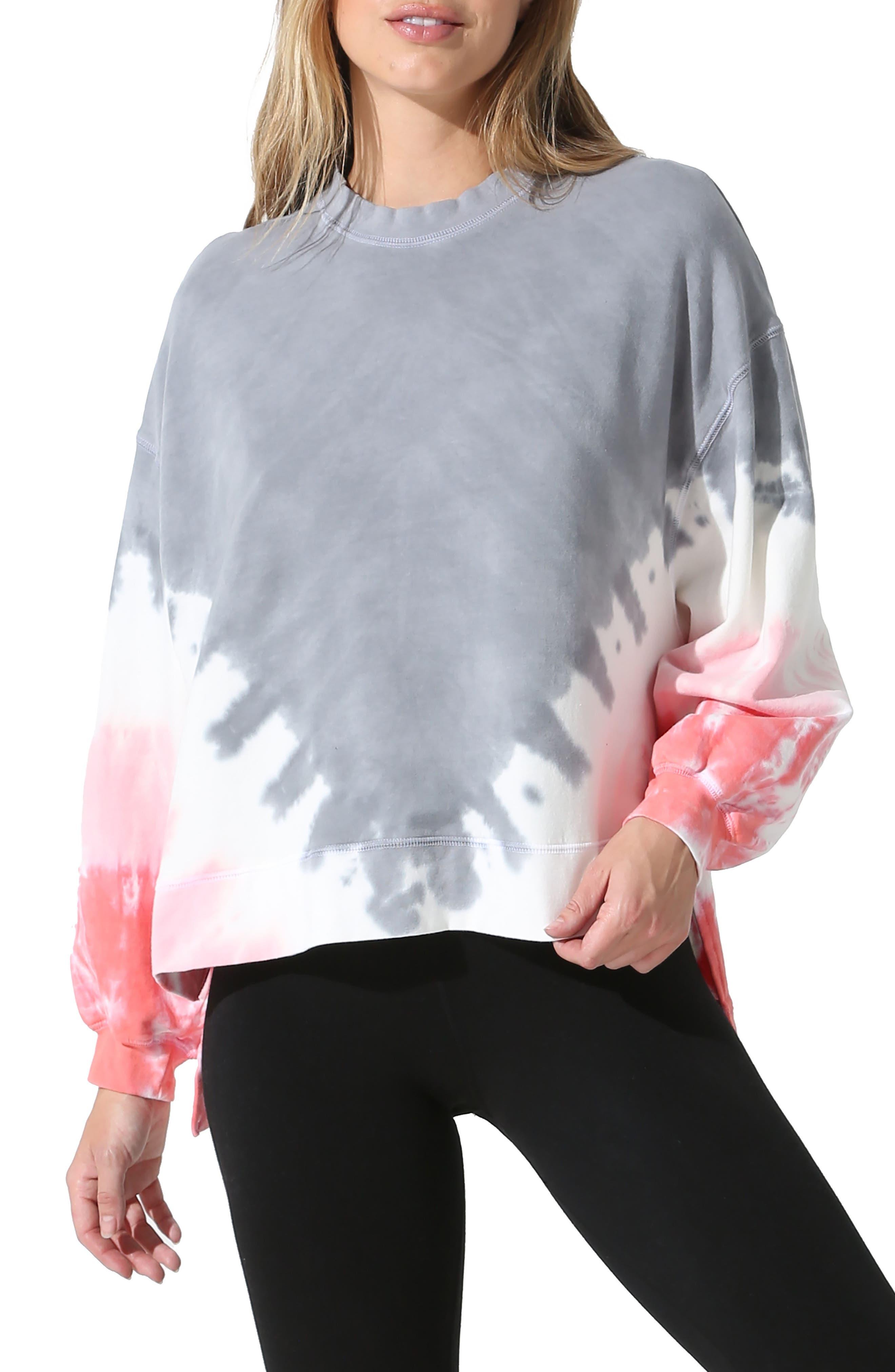 Neil Momentum Tie Dye Sweatshirt