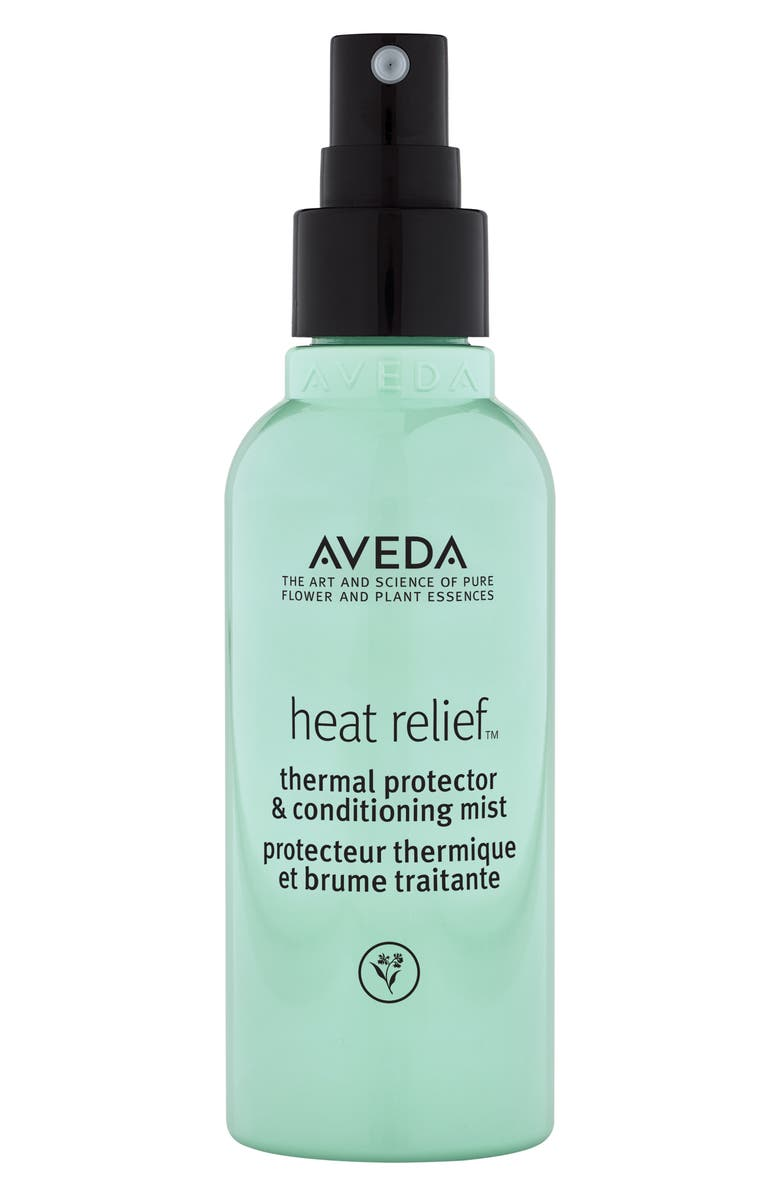 AVEDA heat relief<sup>™</sup> Thermal Protector & Conditioning Mist, Main, color, NO COLOR