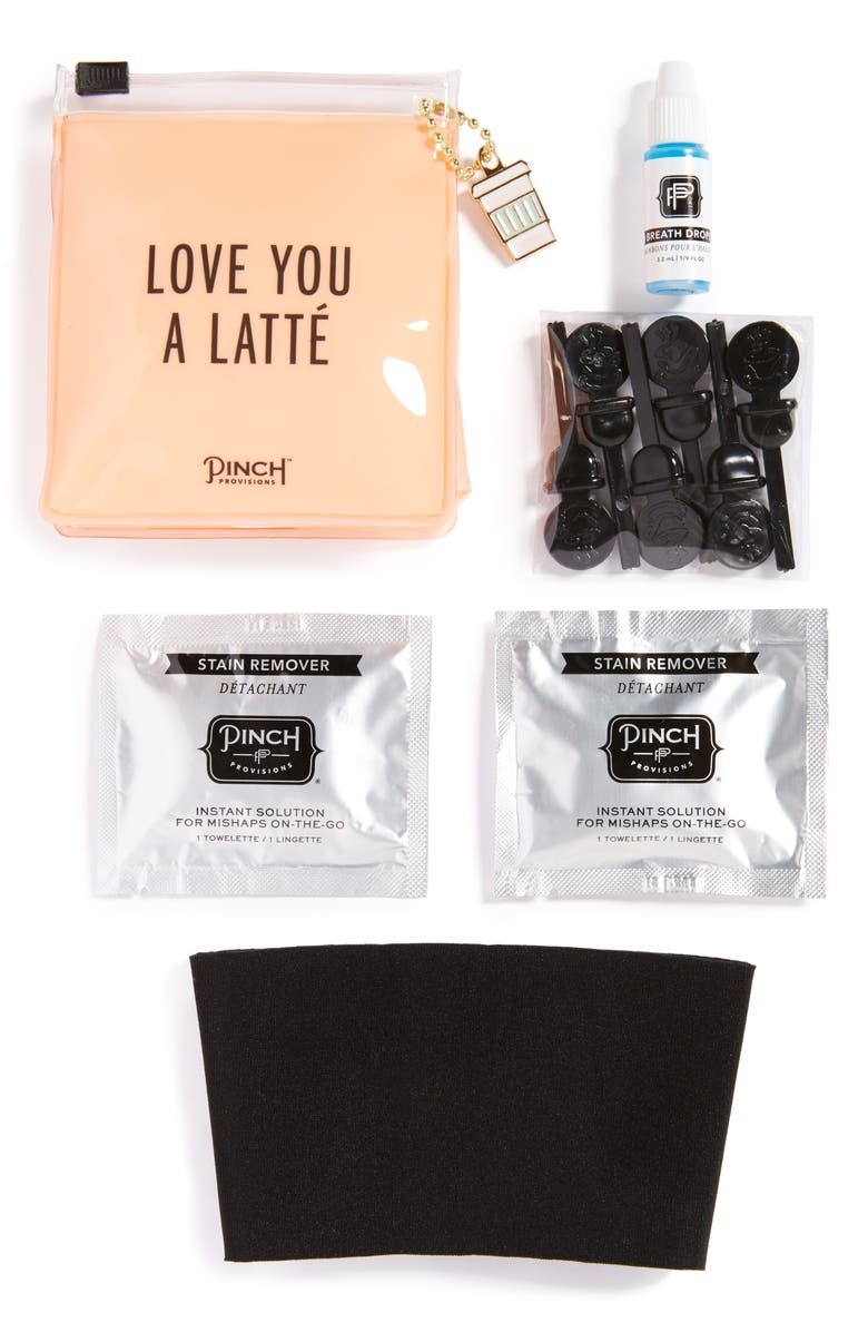 PINCH PROVISIONS Love You A Latte Coffee Kit, Main, color, 950