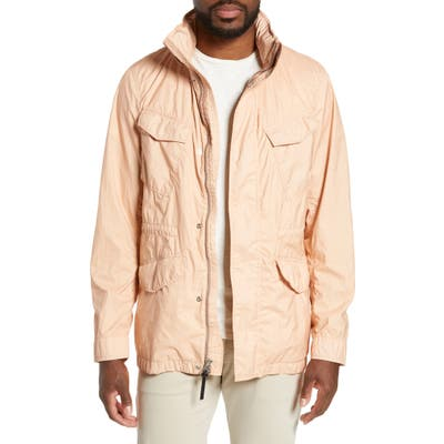 Woolrich Garment Dyed Field Jacket, Pink