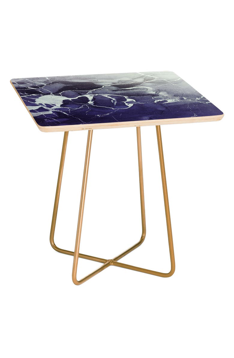 Awe Inspiring Deny Designs Ultramarine Side Table Nordstrom Home Interior And Landscaping Staixmapetitesourisinfo