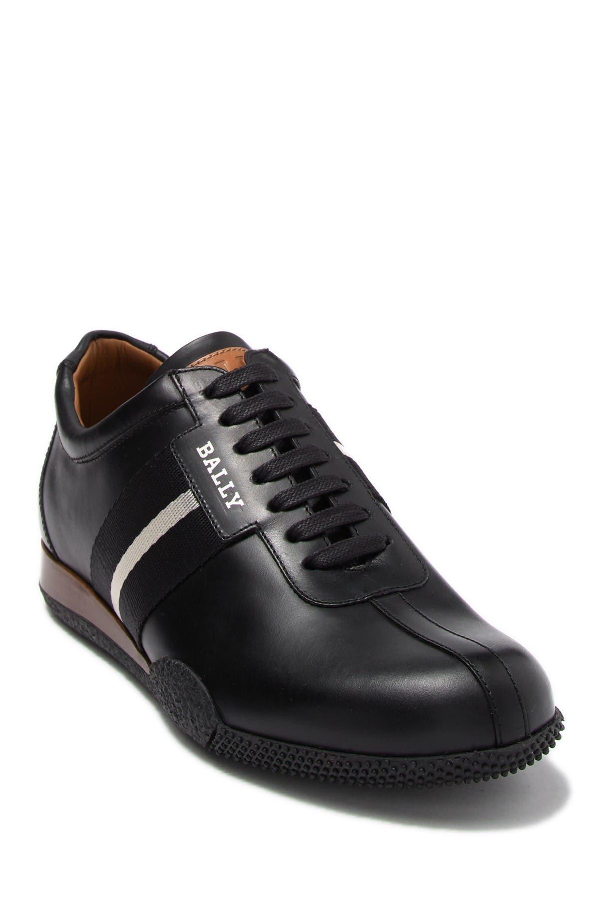 BALLY   Frenz Leather Sneaker