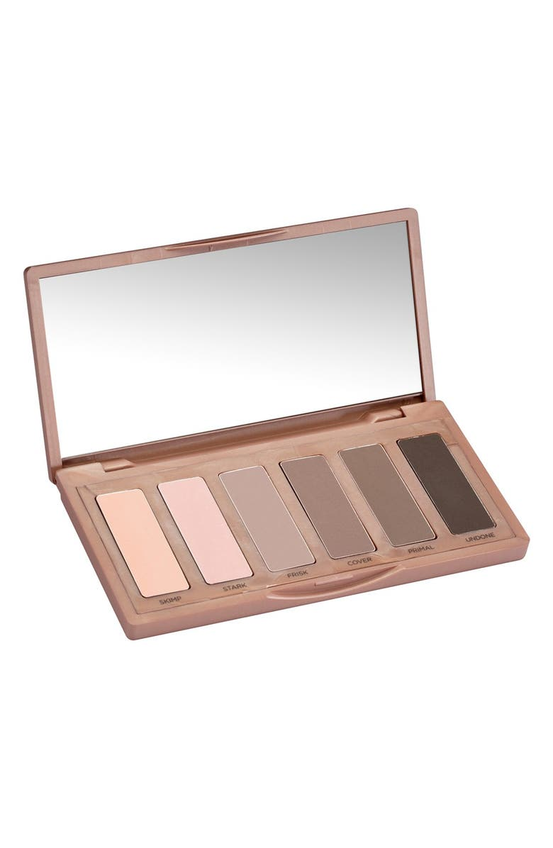 URBAN DECAY Naked2 Basics Eyeshadow Palette, Main, color, 200