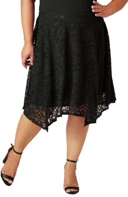 Maree Pour Toi LACE SKIRT