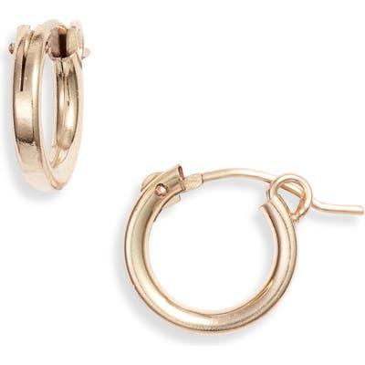 Marida Lissie Hoop Earrings