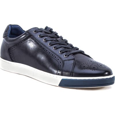 Robert Graham Gettys Sneaker- Black