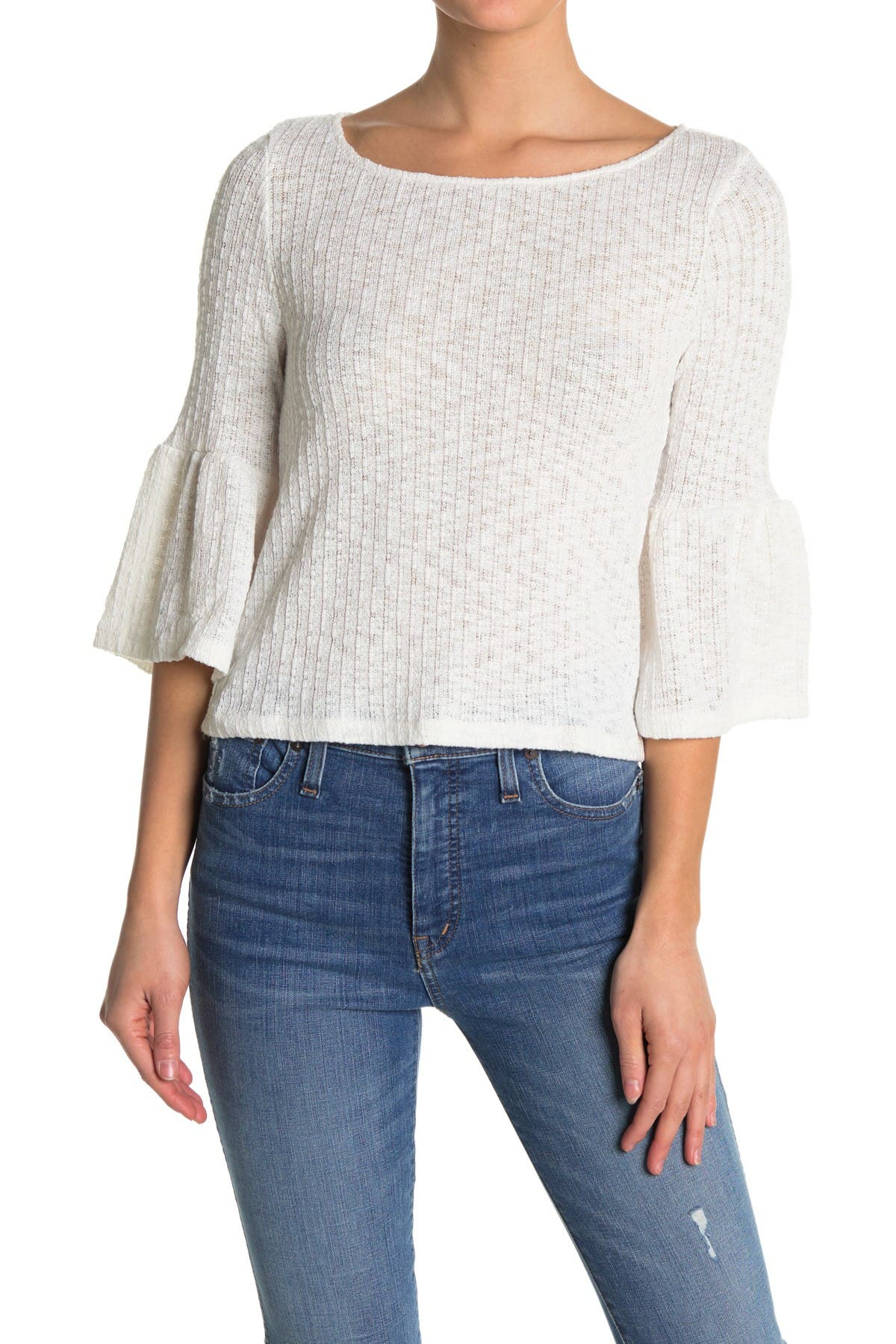 Image of BB Dakota No Substitute Knit Top