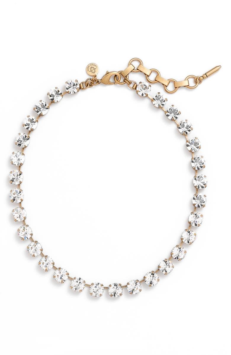 LOREN HOPE 'Kaylee' Collar Necklace, Main, color, 711