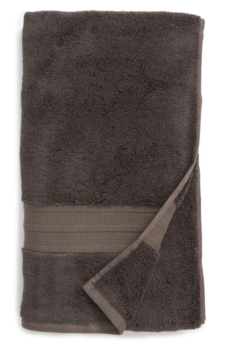 NORDSTROM Cotton & Modal Bath Towel, Main, color, 021