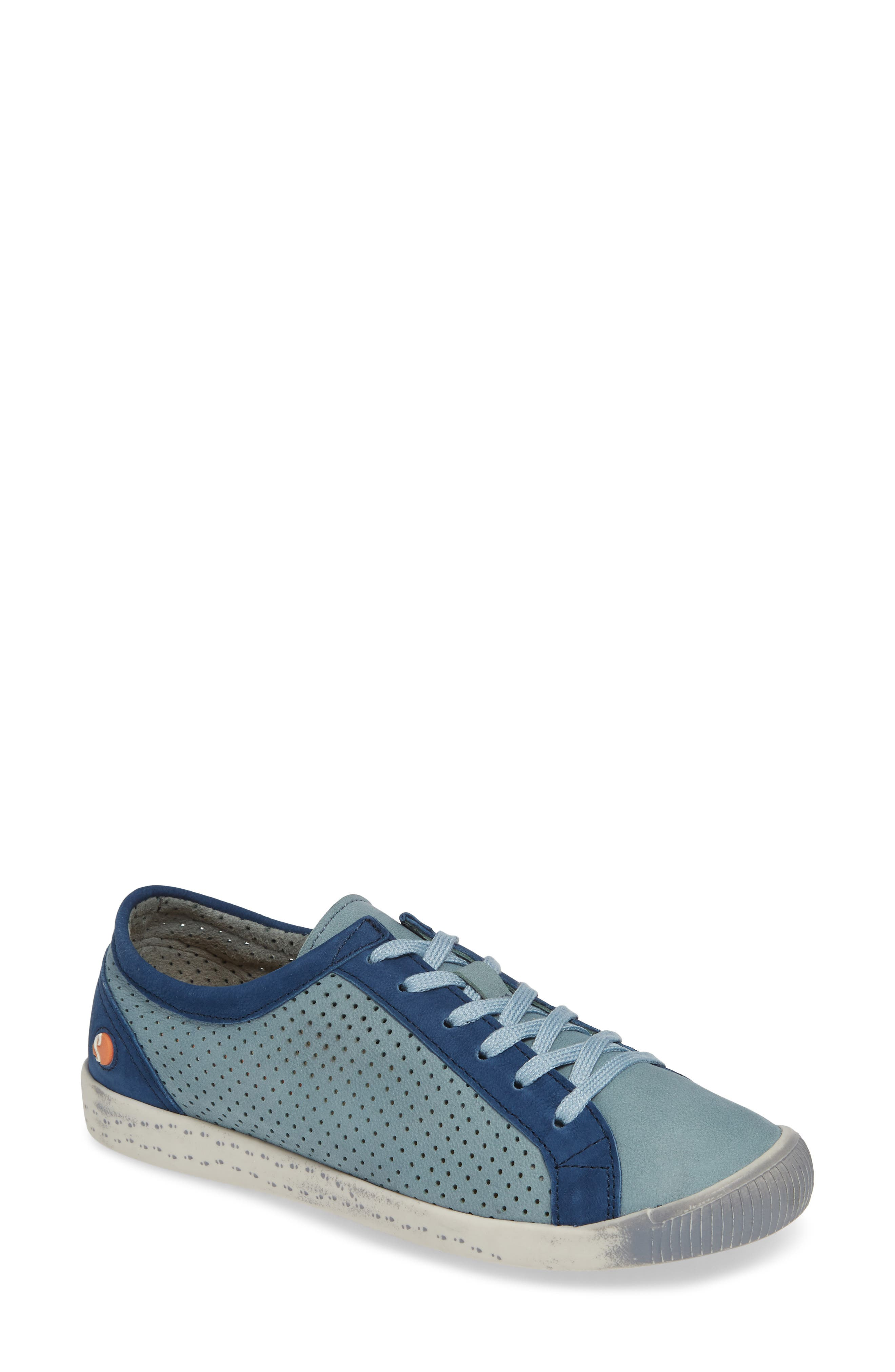 Softinos By Fly London Ica Sneaker, Blue